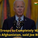 Afghanistan, US troops to withdraw from Afghanistan
