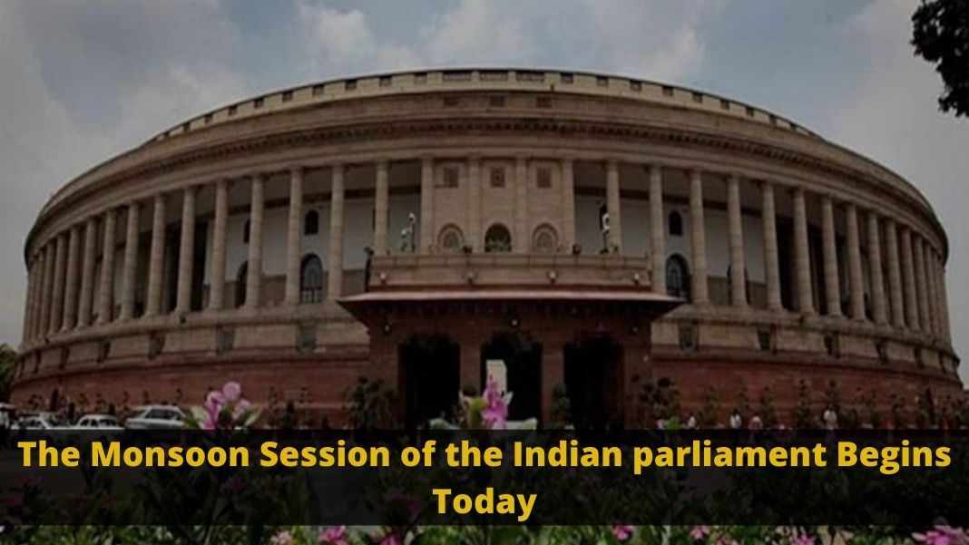 Monsoon Session, Parliament Monsoon Session 2021 Live Updates